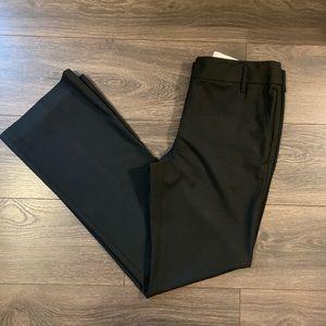 Ann Taylor Loft Black Dress Pants, Size 6